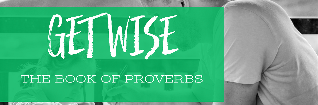 Proverbs - banner